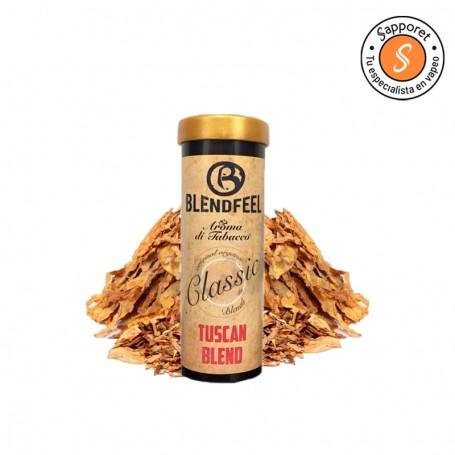 tabaco directo desde la toscana americana con un fantástico sabor a kentucky con toques de latakia.