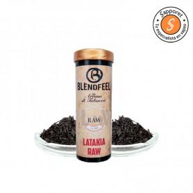 latakia raw te sorprenderá por su sabor único con matices ahumados y notas de cuero. Disfrutalo en tu vapeo diario.