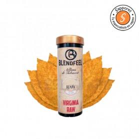 virginia raw es la mejor selección de estas hojas de tabaco perfecto para disfrutar en tu vapeo diario gracias a Blendfeel