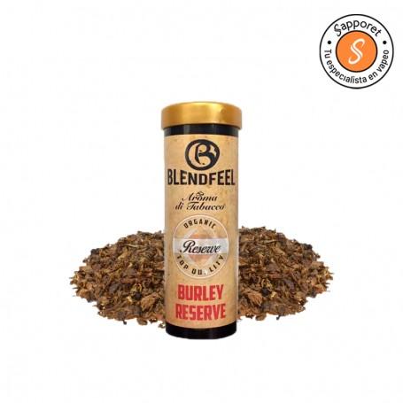 Burley reserve es un fantástico sabor tabaquil curado perfecto para tu vapeo diario.