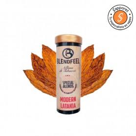 modern Latakia de blendfeel es la mejor opción de aroma de alquimia orgánico para tu vapeo diario.