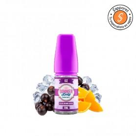 black orange crush es un perfecto aroma frutal que combina grosella y naranja para un sabor único.