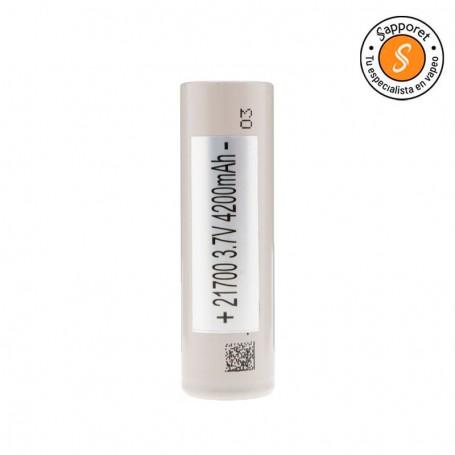 batería molicel 21700 p42A perfecta para tus mods mecánicos y electrónicos. Disfruta de una experiencia de vapeo única.