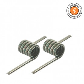 single alien de victory coils con 5 vueltas para tus atomizadores single coil favoritos.