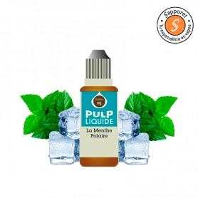 menta polar de pulp eliquid es el líquido perfecto para los amantes de los sabores mentolados.