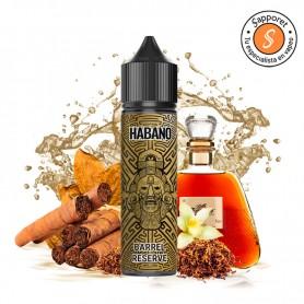Habano Barrel Reserve es un tabaquil idoneo para los amantes del sabor a puro, perfecto para tu vapeo diario.