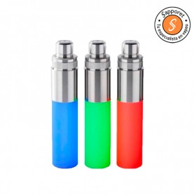 botella refill para tus mods bottom feeder de 30ml de capacidad de líquido para vapear.