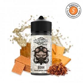 gunn es un fantástico tabaquil con galleta graham y vainilla para hacerte disfrutar de una experiencia de tabaco óptima.