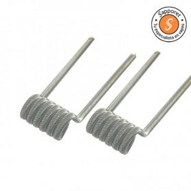 resistencia artesanal de victory coils diseñada especialmente para el Hoag RDA de Psychomod