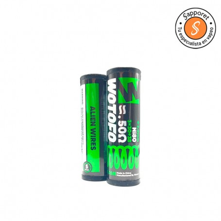 Alien Wires 0.5 Ohm - Wotofo