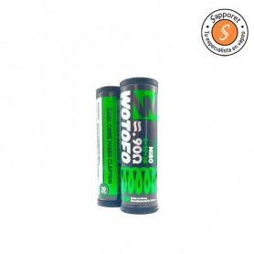 Resistencia prefabricada dual core fused clapton de wotofo para la mejor experiencia MTL en tu vapeo diario