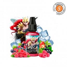 valkyrie sweet edition de A&L Ultimate es el mejor aroma de frutos del bosque que hayas probado hasta la fecha.