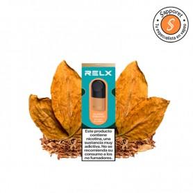 classic tobacco pod pro para el Relx infinity y essential, disfruta de un tabaquil clásico en tu vapeo diario