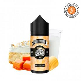 Buttermilk pie de Primitive vapor co es un líquido tipo dulce perfecto para tu vapeo diario