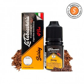 burley es un estupendo tabaco orgánico con matices secos para que lo disfrutes en tu vapeo diario.