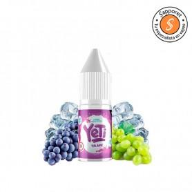 grape de yeti salts es el líquido de uva perfecto para tu vapeo diario.