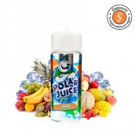 mixed fruit de polar juice ice es un fantástico multifruta ideal para tu vapeo diario