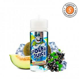honeydew blackcurrant ice es un líquido fruta ice ideal para los días más calurosos de la mano de Polar Juice