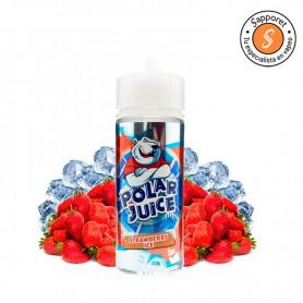 Strawberry Ice es un fantástico frutal de polar juice para disfrutar diariamente en tu vapeo