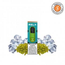 ludou ice es una fantástica mezcla de helado con judias verdes para disfrutar en tus dispositivos relx