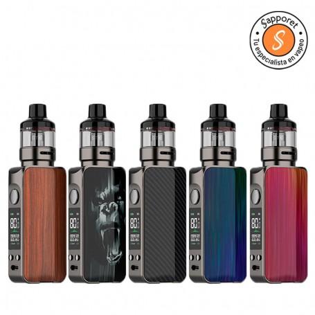 vaporesso luxe 80 s es el nuevo cigarrillo electrónico de dimensiones reducidas