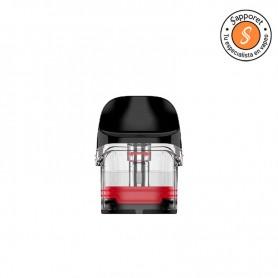 luxe Q pod de vaporesso con resistencia malla de 0.8 ohm. Disfruta de tu vapeo diario