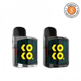 koko prime kit translucent es un kit de inicio ideal para cualquier vapeador