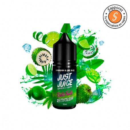 Guanabana Lime On Ice 30ml (Aroma) - Just Juice