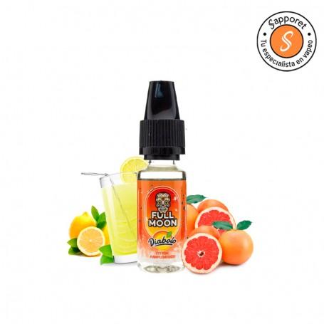 citron pamplemousse es una deliciosa limonada de limón y pomelo de la mano de Full Moon