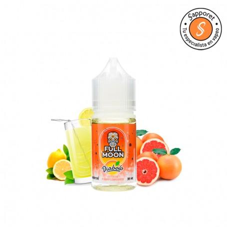 citron pamplemousse aroma de Full Moon te hará disfrutar de un fantástico sabor de limonada en tu vapeo diario