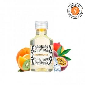 bad orange te hará disfrutar de la mejor selección de frutas tropicales en tu vapeo diario