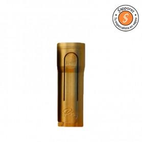 mech mod prey limited edition brass de qp design un mod ideal para una experiencia de vapeo high end.
