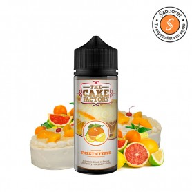 Sweet Cytrus 100ml - The Cake Factory