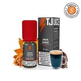 java juice es un delicioso tabaquil con cafe para disfrutar en tu vapeo diario con sales de nicotina