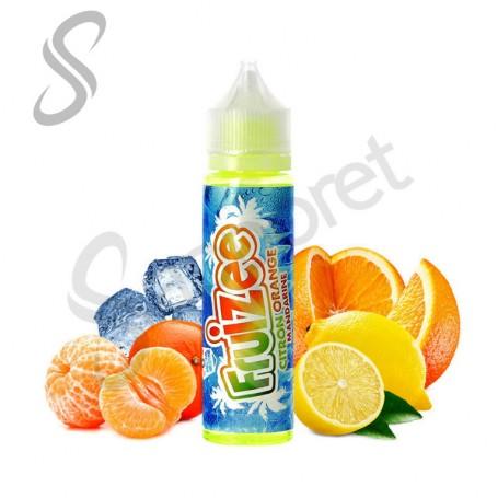 Fruizee Citron Orange Mandarine 50ml TPD – Eliquid France