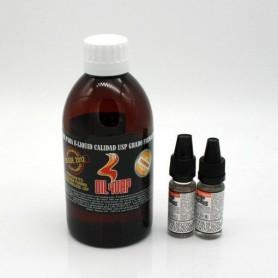 OIL4VAP - Base VPG 20PG/80VG - 200ml 1,5mg/ml - TPD