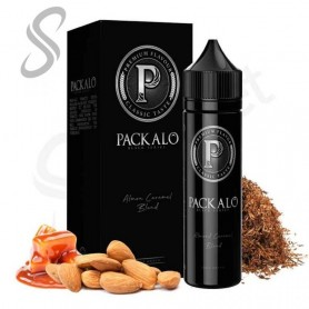 Almond Caramel Blend Black Series 50ml TPD - PackalÔ