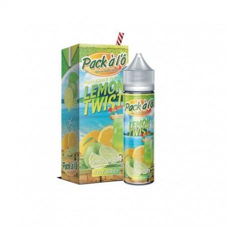 Lemon Twist 50ml TPD - Packalo Juice