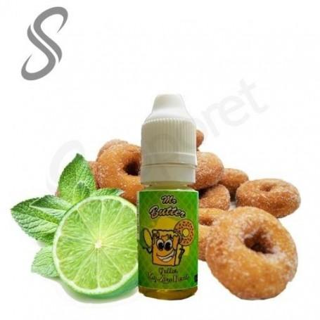 US Vaping - Aroma Mr. Butter Key Lime Donut 10ml