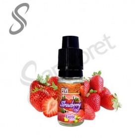 Aroma Strawberry Fizzy 10ml - Vap Fip