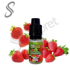 Aroma Strawberries 10ml - Vap Fip