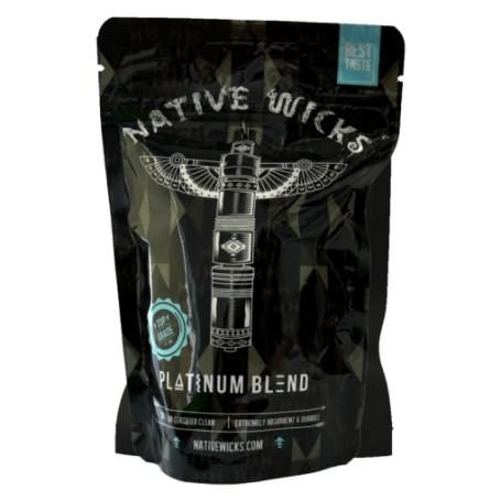 Algodón Native Wicks Platinum Blend
