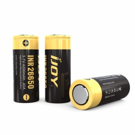iJOY - Batería 26650 - 4200mAh 40A