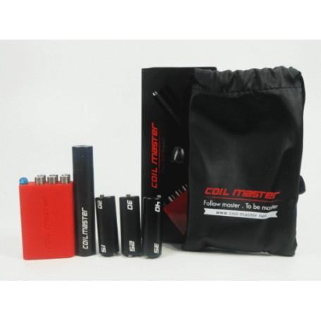 Coil Master - Coiling Kit V4