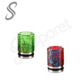 Drip Tip Resin 810 Colores Brillantes