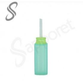 Botella Silicona Octogonal BF Colores