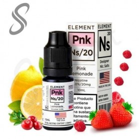 Pink Lemonade 10ml – 20mg - Element e-Liquid