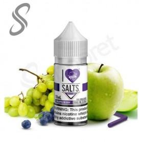 Mad Hatter - I love Salt - Grappleberry 10ml - 20mg/ml