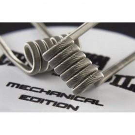Charro Coils - Fused Clapton Mecánico 26/38
