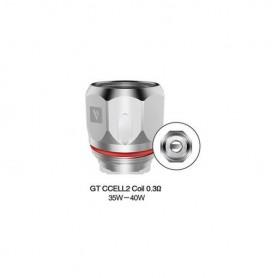 Resistencia GT CCELL 2 de Vaporesso de 0,3